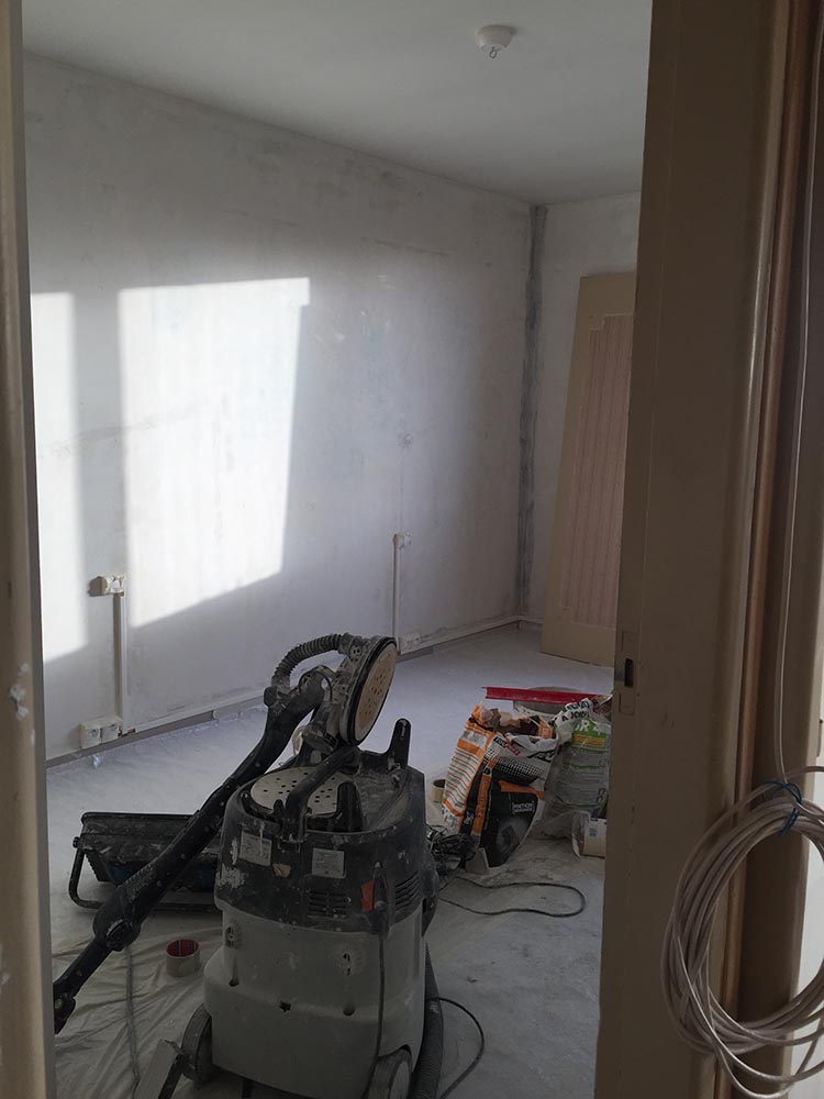 Rénovation tous corps d'état d'une maison à Rouen (Normandie)